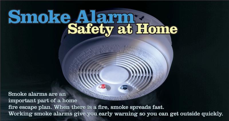 how to change smoke detector